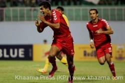 Afghanistan wins SAFF championship