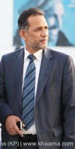 General Zahir Zahir - Kabul Police Chief