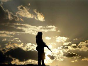 Georgian soldier missing in Afghanistan