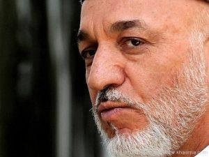 Afghanistan president Karzai