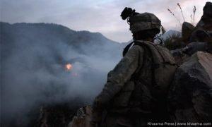 US soldier under fire for online helmet cam video