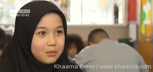 9-year-old Afghan girl best school author of New Zealand