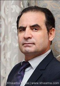 Hatef Mukhtar Afghan Author
