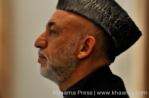 Karzai anti-western remarks