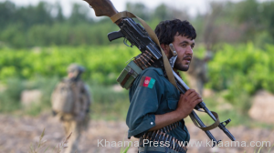Panjwai residents uprise agaisnt Taliban in Kandahar