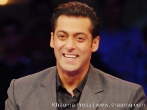 Salman Khan gets nervous while hosting awards function
