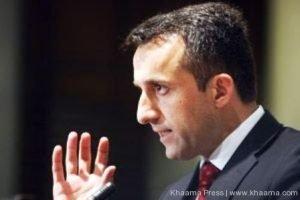 Amrullah Saleh accuse Pakistan