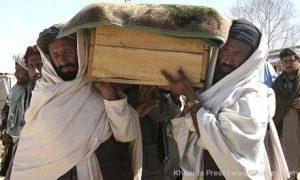 Civilian deaths Afghanistan