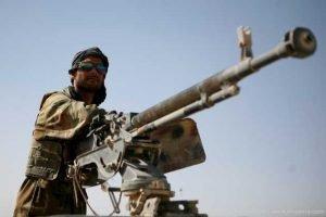 Afghan soldiers killed
