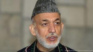 Karzai leaves for Pakistan