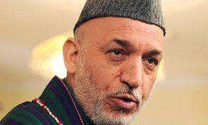 Karzai visits Pakistan