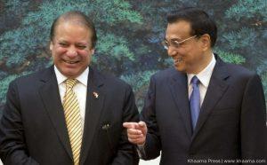Pakistan-China $18 billion trade corridor