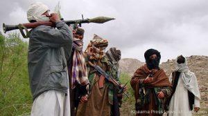 NATO airstrike kill Afghan militants