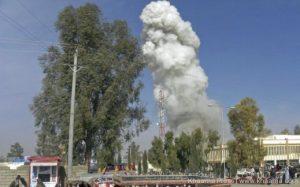 Nuristan rocket attack