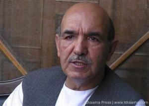 Karzai's elder brother runs for presidency
