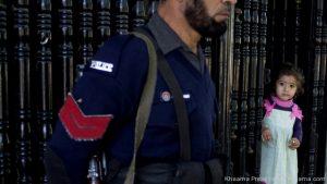 five arrested in Pakistan