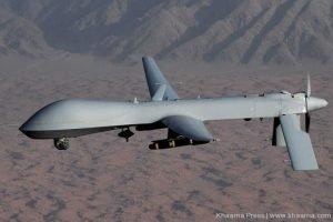 US drone strike in Kunar