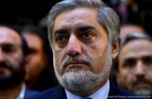 Abdullah blames karzai