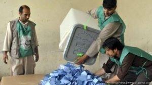Afghanistan vote audit