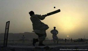 Indian constructs Kandahar cricket stadium