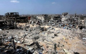 Gaza reconstruction to take 20 years and will require over $6 billion