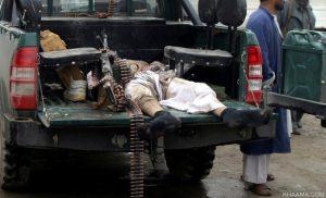 Afghan insurgents killed