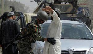 Afghan army soldiers killed