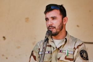 Gen. Raziq orders Afghan forces to target insurgents in Pakistan