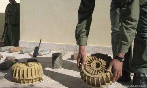 Explosives-seized-in-Takhar