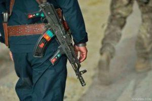 Helmand policeman kills govt officials
