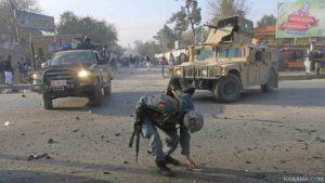 explosion in Tarkhar