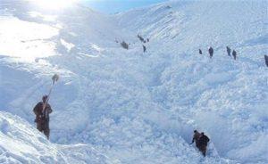 Badakhshan snow