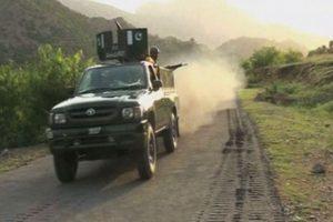 Pakistan Army convoy