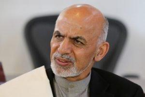 President Mohammad Ashraf Ghani