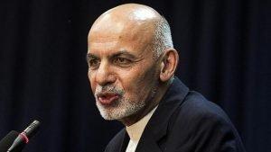Ghani talking
