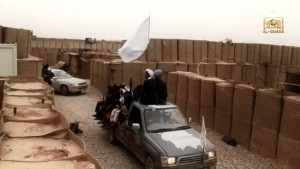 Taliban capture base in Farah