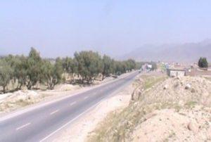 Kabul-Jalalabad high way
