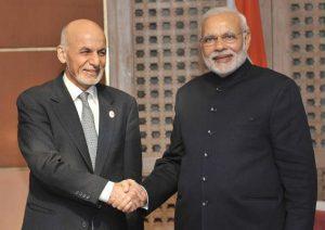 Modi and Ghani