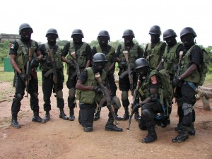 Nigerial special force