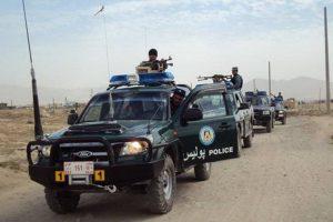 Police caravan