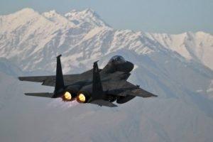 US jets Afghanistan