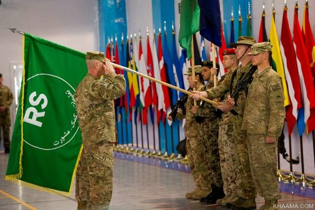 nato resolute support mission