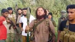 Bazooka execution Syria