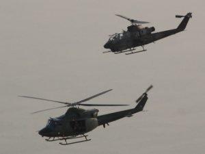 Pakistani helicopter