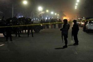 explosion in kabul university