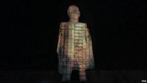 Bamyan Buddhas return