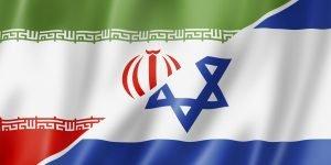 Iran and Israel flag