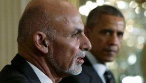 Obama and Ghani