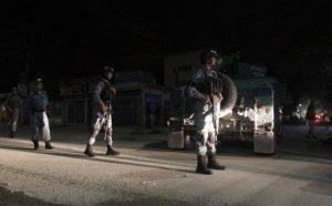 Kabul second explosion Friday night