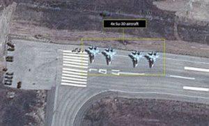 4x Su-30 Syria